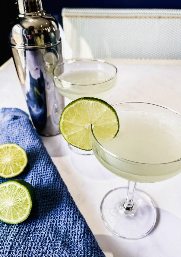 You'll Love My Classic Daiquiri – A Light And Refreshing Rum Cocktail