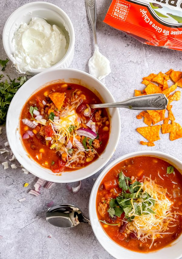 The Most Delicious (And the Healthiest) Turkey Chili Ever