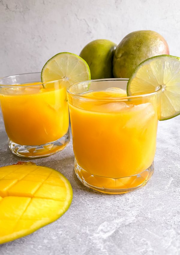 Mango Margaritas – You'll Want to Drink These All Summer Long!