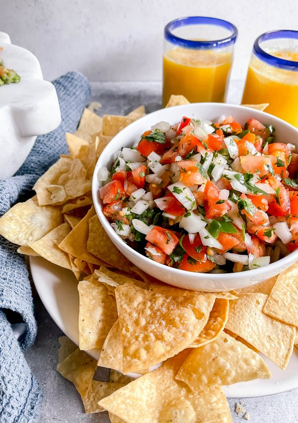 You'll Want to Put This Pico de Gallo on Everything