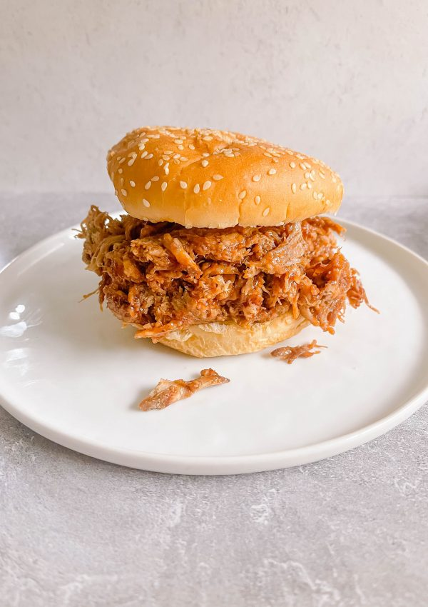 The Easiest, No-Fuss Pulled Pork – Great for Sandwiches